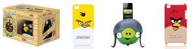 GEAR4 Angry Birds Produkte