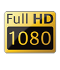 Full HD-Videoaufnahmen in 1080p