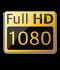 Full HD-Videoaufnahmen in 1080p