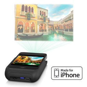 Iphone projector lookup beforebuying for Best projector for apple products