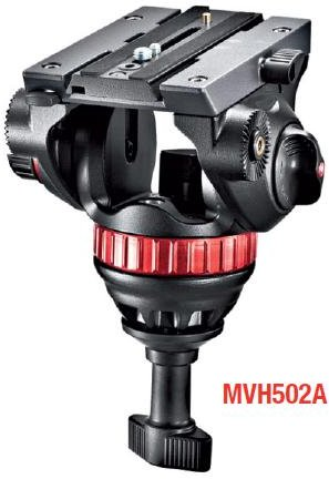 Manfrotto Pro Fluid Video Neiger