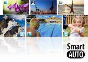Smart Auto: die intelligente Automatik für brillante Bilder