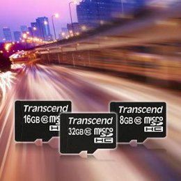 Transcend microSDHC10 Theme