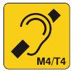 Hörgerätekomatibel M4/T4