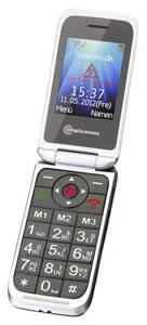 PowerTel M7000 - aufgeklappt