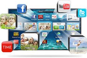 Genießen Sie Apps, Videos, Internet und mehr