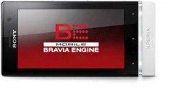 Reality Display mit Mobile BRAVIA Engine 