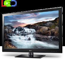 LED-TV mit  Tuner, 2 HDMI-Anschlüssen und 81 cm (32 Zoll) Bildschirmdiagonale