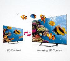 2D-zu-3D Konvertierung