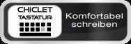 Chiclet-Tastatur