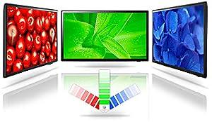 Lebhaftere Farben für ein besseres Bild