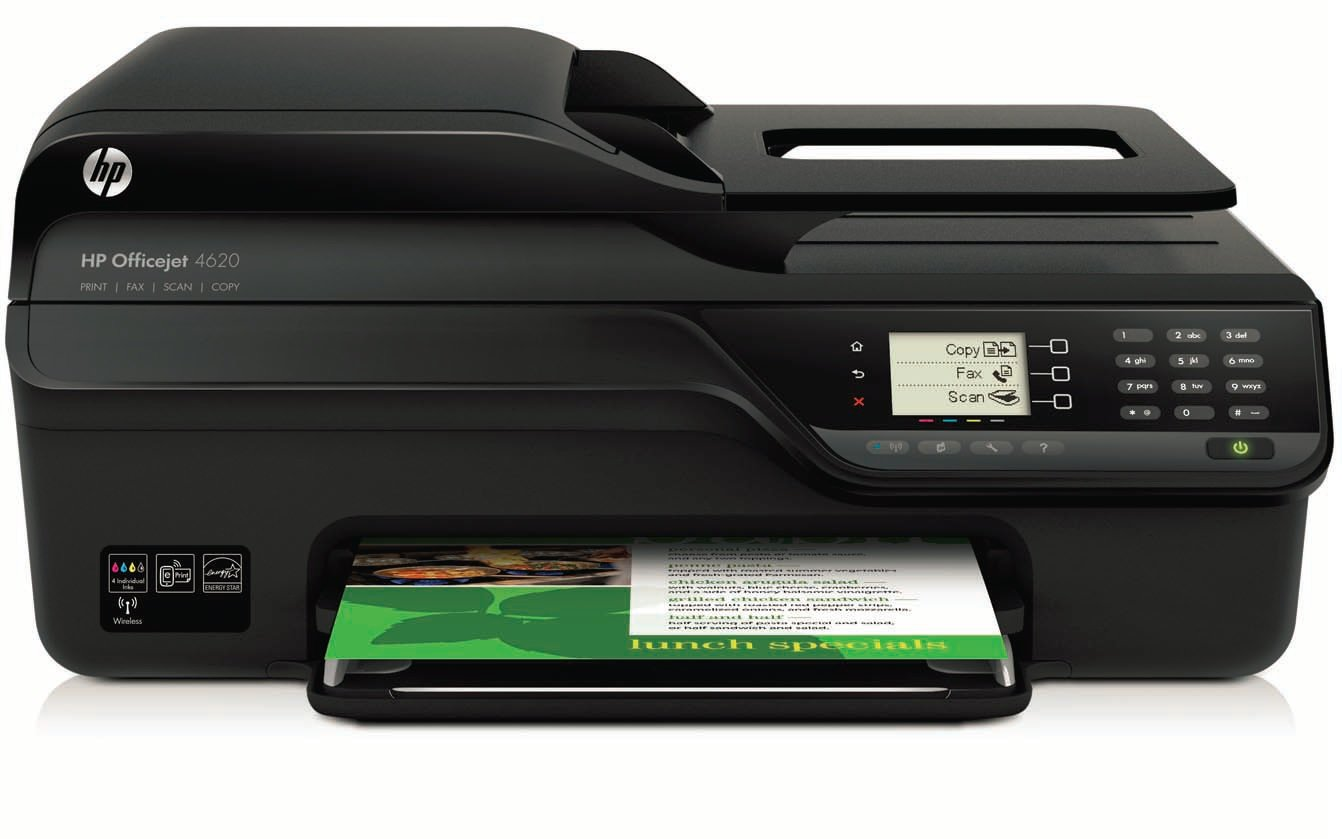 HP Officejet 4620 Driver Download