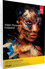 Adobe Photoshop CS6 Extended Student and Teacher