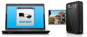 automatischen Datensicherung mit WD SmartWare