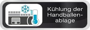 Kühlung der Handballen-ablage