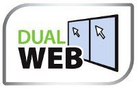 Dual Web