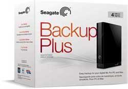 Seagate Backup Plus Desktop