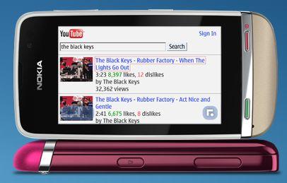 Intelligenten Nokia Browser