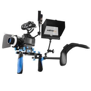 mit vielen DSLR Kameras kompatibel