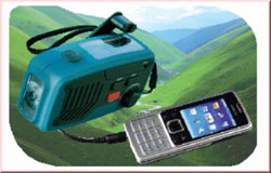 PowerPlus Panther Solar Radio