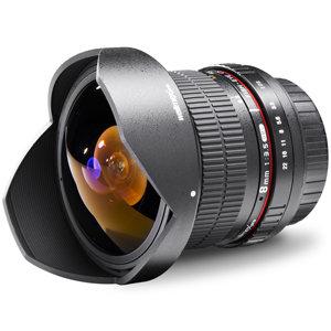 Walimex Pro 8/3,5 Fish-Eye II Objektiv