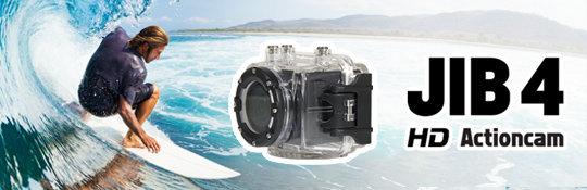 Ideal auch für Wassersport: Das Gehäuse ist bis 60m wasserdicht!