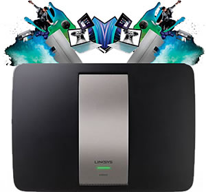 Linksys EA6700 Dual-Band Router
