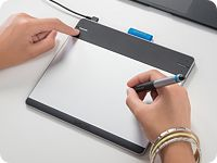 WACOM Intuos Small - Kreatives Pen & Touch Tablett