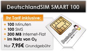 DeutschlandSIM  Smart 100