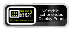 Green LED Panel