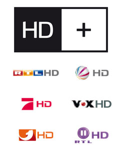 HD+ Partnersender