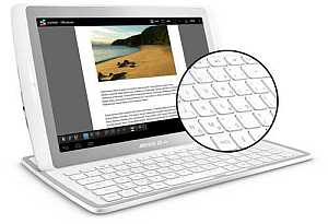 Archos 101 XS Turbo Tablet-PC - Tastatur