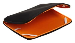 Custodia in neoprene per netbook- Interno
