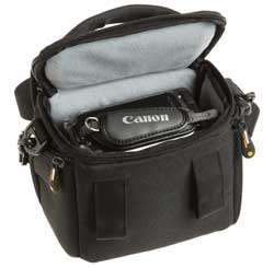 Camcorder Bag - Inside