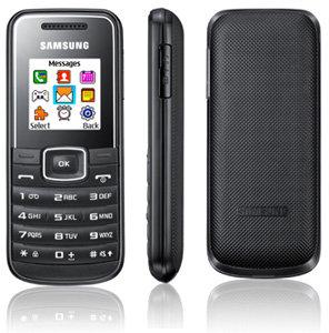 Einfach genial - Das Samsung E1050