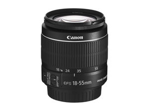 EF-S 18-55mm 1:3,5-5,6 IS STM