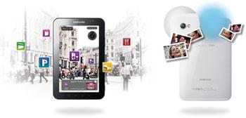 Das neue Samsung Galaxy Tab jetzt bei amazon.de