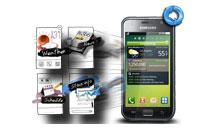 Samsung GalaxyS I9000 - ein wertvoller Geschäftspartner