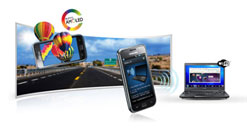 Videos in HD mit dem Galaxy S I9000 von Samsung