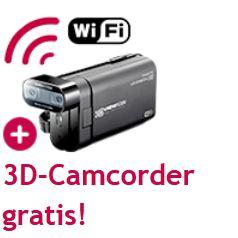 LG 3D Camcorder
