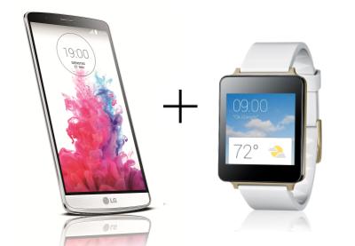 LG G Watch kostenlos
