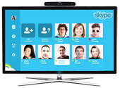 TV Cam HD, Skype