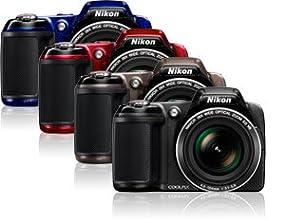 Nikon Coolpix L810 - Cámara compacta de 16.1 Mp (pantalla