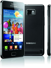 Samsung S II (i9100)