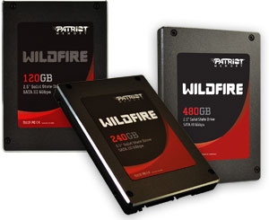 Patriot Memory Wildfire SSD