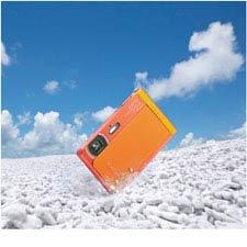 Etanche à l'eau, résistant à la poussière, au gel et aux chocs, le TX30 peut vous suivre partout