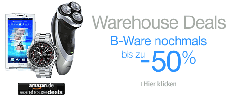 Warehouse Deals  Amazon.de