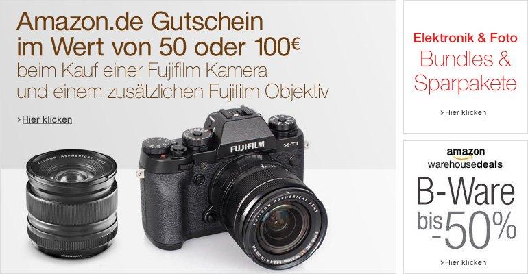 Fujifilm Aktion