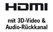 HDMI 3D Video ARC