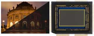 16,2 Megapixel CMOS Bildsensor